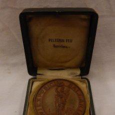 Trofeos y medallas: MEDALLA EXPOSICIO BALEAR. AGOST MCMIII. EXPOSICIÓN BALEAR. BALEARES. MALLORCA. IBIZA. MENORCA.. Lote 52750133