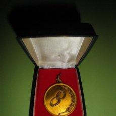 Trofeos y medallas: LOTE 2 MEDALLAS CONMEMORATIVAS NOCES D´OR ROVIRA TOUS 1924-1974 MT PUIGVERT. Lote 52965677