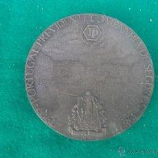 Trofeos y medallas: MONEDA CONMEMORATIVA DE BRONCE. Lote 53253388