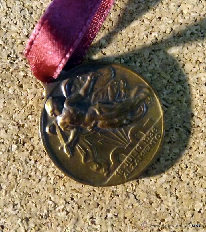 Trofeos y medallas: MEDALLA CONMEMORATIVA - Foto 2 - 53346613