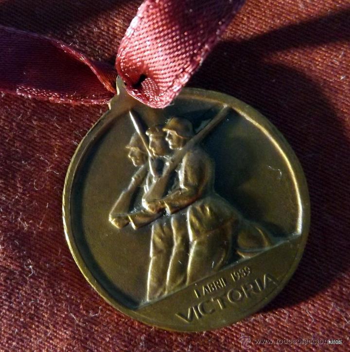 Trofeos y medallas: MEDALLA CONMEMORATIVA - Foto 3 - 53346613