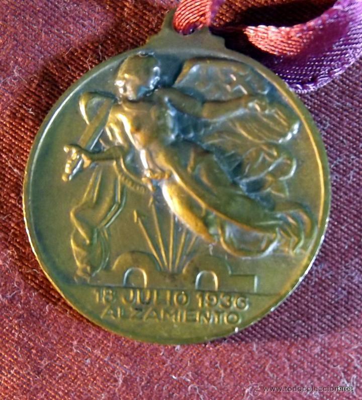 Trofeos y medallas: MEDALLA CONMEMORATIVA - Foto 4 - 53346613
