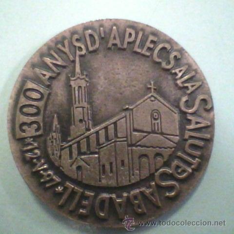 Trofeos y medallas: Medalla Conmemorativa - Foto 2 - 53719027