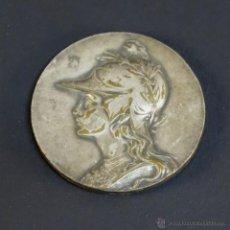 Trofeos y medallas: MEDALLA ART NOUVEAU CONCOURS NATIONAL. FRANCIA 1921 (BRD). Lote 54420781