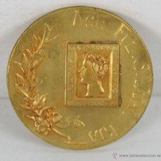 Trofeos y medallas: M-344. MEDALLA AGRUPACION FILATELICA SAN JUAN BAUTISTA. 1953.. Lote 45623684