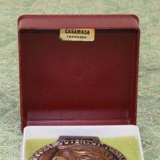 Trofeos y medallas: M-417 - GRAN MEDALLA EN BRONCE. S. CORAL JOVENTUT TERRASSENCA. CASAMADA. ESPAÑA. 1858-1983.. Lote 54827710