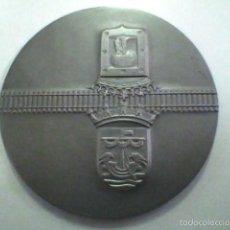 Trofeos y medallas: MEDALLA CENTENARIO FERROVIARIO. Lote 55111579