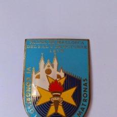 Trofeos y medallas: MEDALLA BROCHE PALMA DE MALLORCA VI CONGRESO NACIONAL MATRONAS 1978. Lote 55869395