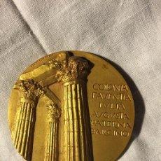Trofeos y medallas: MEDALLA CONMEMORATIVA DE BARCELONA. Lote 56968552
