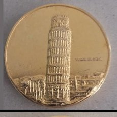 Trofeos y medallas: MEDALLA ITALIA MIEMBRO DE LA UNION EUROPEA. Lote 59908567