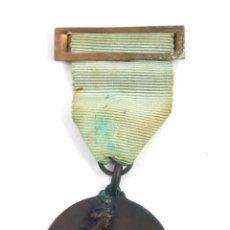 Trofeos y medallas: M-604 MEDALLA EN BRONCE. EXCMO AYUNTAMIENTO DE BARCELONA 1965. Lote 60936667