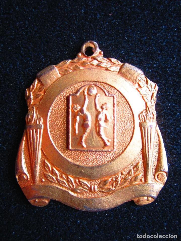 MEDALLA DEPORTIVA. (Numismática - Medallería - Trofeos y Conmemorativas)