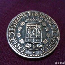 Trofeos y medallas: MEDALLA DIPUTACION DE SEVILLA, 1989. Lote 65991538