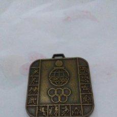 Trofeos y medallas: CAJA DE AHORRO CIRCULO CATÓLICO. . Lote 68862853