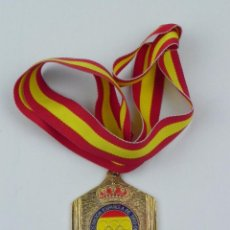 Trofeos y medallas: MEDALLA DE LA REAL FEDERACION DE TIRO OLIMPICO, FINAL COPA PRESIDENTE ARMAS DE AVANCARGA, VETTERLI, . Lote 72094447