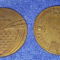 Trofeos y medallas: COMPAÑÍA TELEFÓNICA NACIONAL DE ESPAÑA - VIGIL SUPER PELAGUM (1977). Lote 76632975