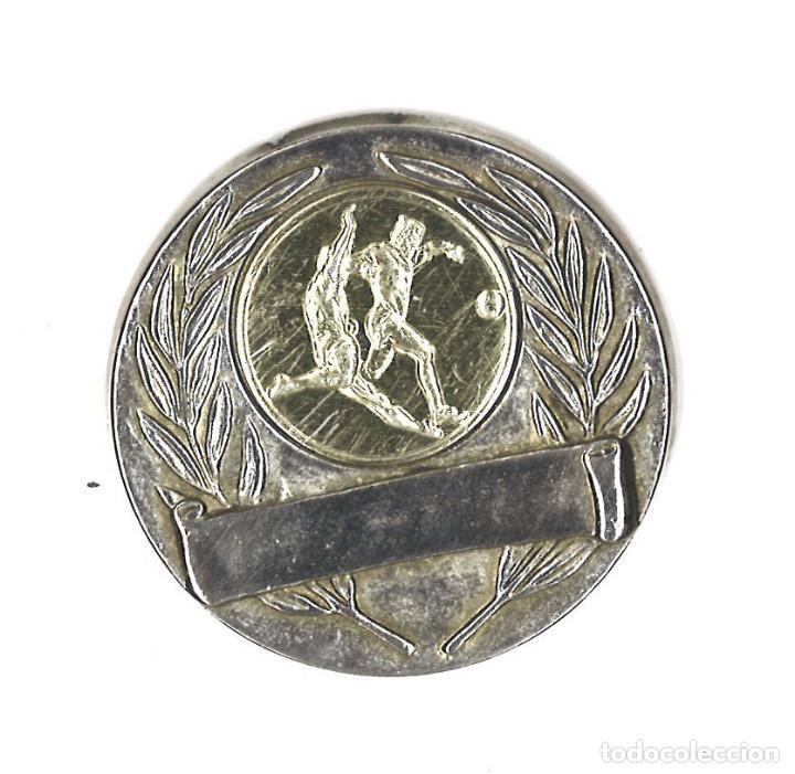 MEDALLA FRANCESA DE FUTBOL (Numismática - Medallería - Trofeos y Conmemorativas)