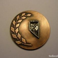 Trofeos y medallas: MEDALLA G.E.M. MANLLEU, 5º CONCURSO NACIONAL DE FOTOGRAFIA, AÑO 1967.. Lote 77735821