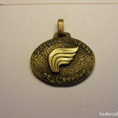 Trofeos y medallas: MEDALLA O LLAVERO DIRECCIÓ GENERAL DE L'ESPORT, GENERALITAT DE CATALUNYA, AÑOS 80. . Lote 77797005