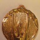 Trofeos y medallas: MEDALLA/TROFEO.- (SIMIL ORO). Lote 78931767