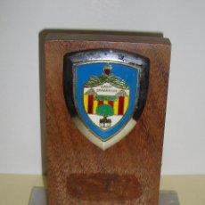 Trofeos y medallas: TROFEO TEMA SARDANA GRUP SARDANISTA ROURE. Lote 79090889