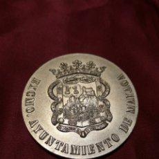 Trofeos y medallas: MEDALLA CIUDAD DE MALAGA. Lote 79558858