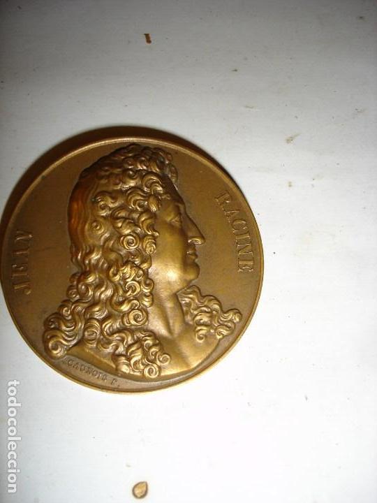 MAGNIFICA MEDALLA COMMEMORARIVA FRANCESA (Numismática - Medallería - Trofeos y Conmemorativas)