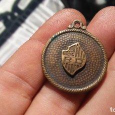 Trofeos y medallas: UNA MEDALLA RD CONSERVAS PUIG GRANOLLERS . Lote 82159140
