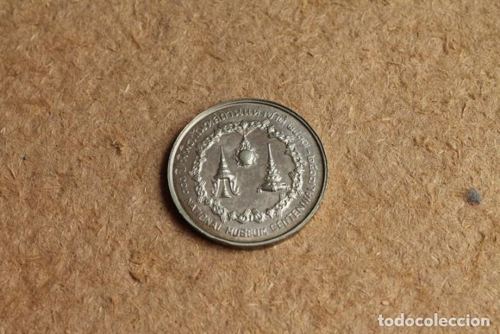 MEDALLA. NATIONAL MUSEUM CENTENNIAL. TAILANDIA. (Numismática - Medallería - Trofeos y Conmemorativas)