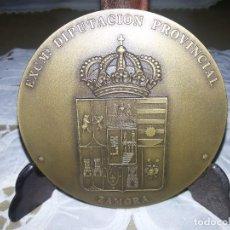 Trofeos y medallas: MEDALLA BRONCE. HOSPITAL DE LA ENCARNACIÓN 1633-1678. ZAMORA. JORGE COELHO. Lote 86478660