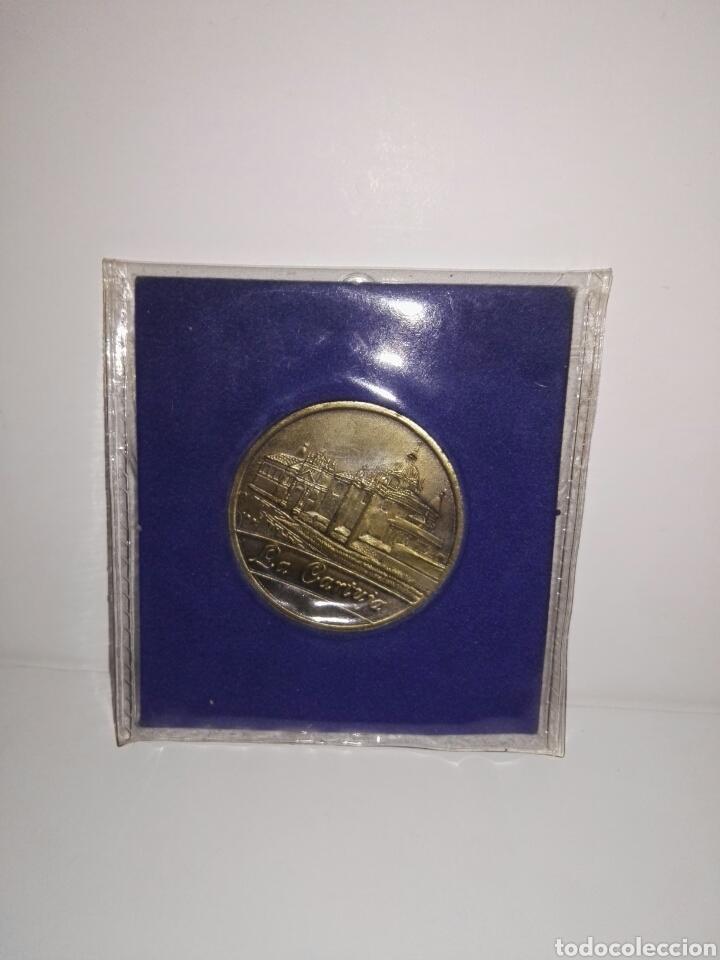 Trofeos y medallas: Moneda conmemorativa EXPO 92/Cartuja - Foto 2 - 95059743