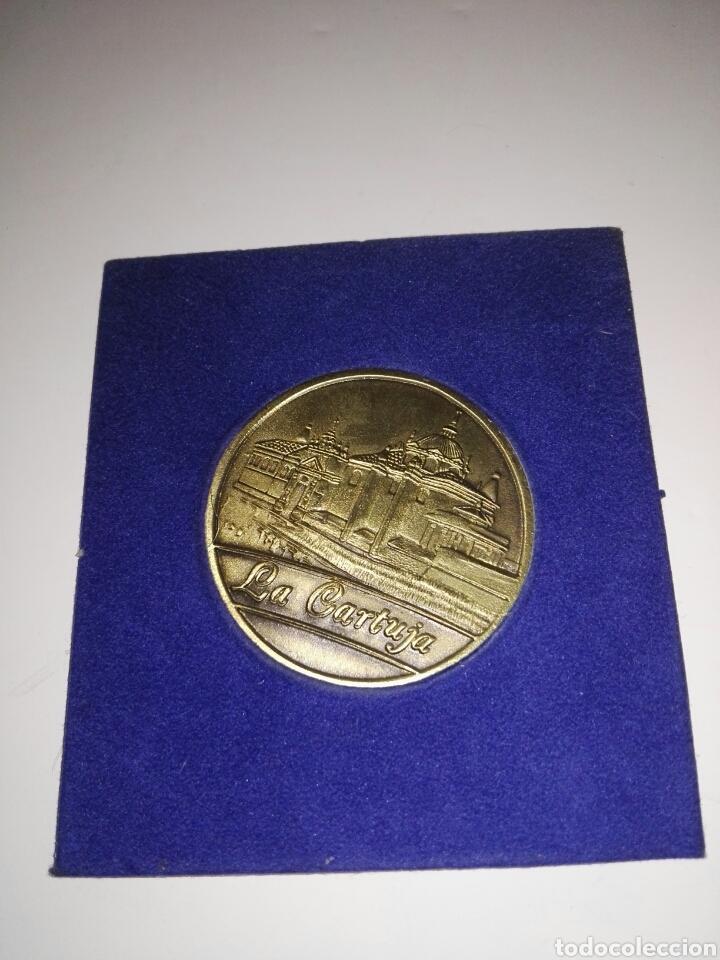 Trofeos y medallas: Moneda conmemorativa EXPO 92/Cartuja - Foto 4 - 95059743