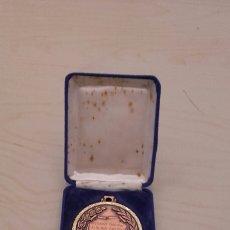 Trofeos y medallas: MEDALLA DE LA DIPUTACIÓN JUVENIL DE VIZCAYA (1990) CON SU ESTUCHE ORIGINAL. . Lote 95821236