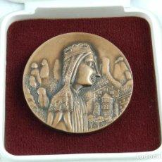 Trofeos y medallas: MEDALLA DEL CENTENARI DE LA PROCLAMACIO DE LA MARE DE DEV DE MONTSERRAT COM A PATRONA DE CATALUNYA, . Lote 96573759