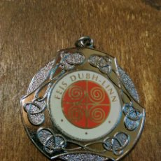 Trofeos y medallas: ANTIGUA MEDALLA FEIS DUBH- LINN. Lote 98866470