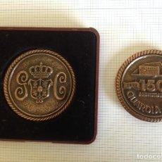 Trofeos y medallas: MEDALLA CONMEMORATIVA DE LA GUARDIA CIVIL. Lote 99291627