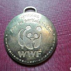 Trofeos y medallas: MEDALLA DE WWF.. Lote 99468180
