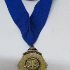Trofeos y medallas: MEDALLA DEL ROTARY CLUB VALENCIA. Lote 99805183