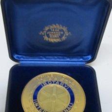 Trofeos y medallas: MEDALLA DEL ROTARY CLUB POMEZIA (ROMA). Lote 99805483