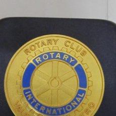 Trofeos y medallas: MEDALLA DEL ROTARY CLUB VALENCIA. Lote 99806267