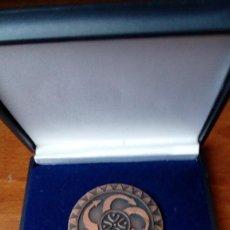 Trofeos y medallas: MEDALLA CONMEMORATIVA DE LA INAGURACION DEL GRAN CASINO DEL SARDINERO 1-12-1978. Lote 99986903