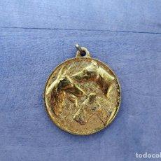 Trofeos y medallas: MEDALLA XXXIX EXPOSICIÓN INTERNACIONAL CANINA. BARCELONA, 1971.. Lote 100037203