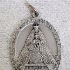 Trofeos y medallas: MEDALLA HERMANDAD NUESTRA SEÑORA DE LOS REYES DE SEVILLA. CAPILLA REAL DE LA CATEDRAL DE SEVILLA. Lote 101240583