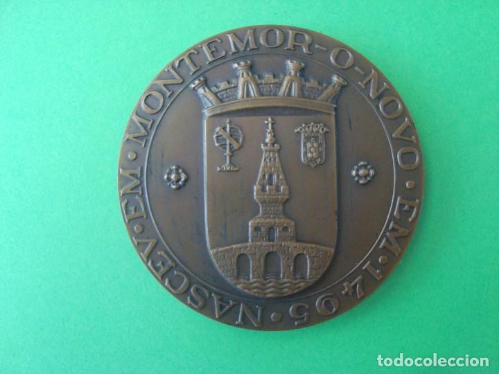 Trofeos y medallas: MEDALLA CONMEMORATIVA DEL IV CENTENARIO DEL FALLECIMIENTO DE SAN JUAN DE DIOS - Foto 2 - 102719111
