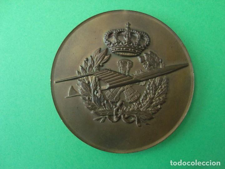 MEDALLA DEL COLEGIO OFICIAL DE INGENIEROS AERONÁUTICOS DE ESPAÑA (Numismática - Medallería - Trofeos y Conmemorativas)