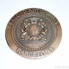 Trofeos y medallas: MEDALLA CONMEMORATIVA. Lote 104120391