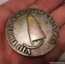 Trofeos y medallas: MEDALLA 5 CM DE DIAMETRO VIII TROFEO S.A.R. PRINCESA SOFIA 1976. Lote 105836819