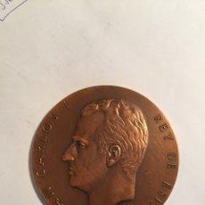 Trophies and Medals - Medalla Juan Carlos I rey de ESPAÑA 22 Noviembre 1975 - 105905903