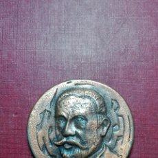 Trofeos y medallas: MEDALLA,PABLO IGLESIAS (UGT 1888/1988).. Lote 106372855