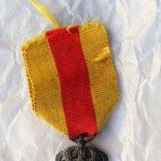 Trofeos y medallas: MEDALLA, HOMENAJE DE LOS AYUNTAMIENTOS - BRONCE. Lote 108001919